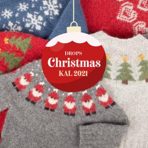 Drops Christmas KAL 2021
